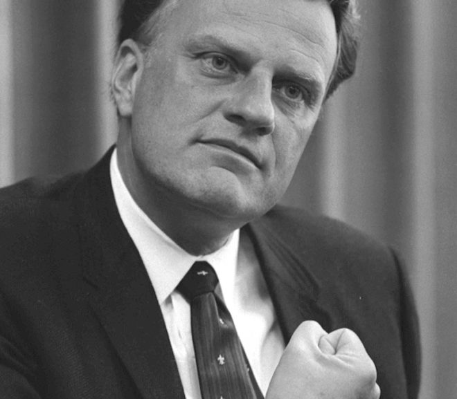 The Legacy of Billy Graham by Jackie Alnor
