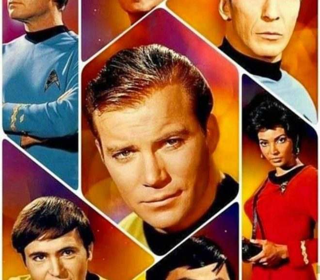 The Star Trek Conspiracy  by Jackie Alnor